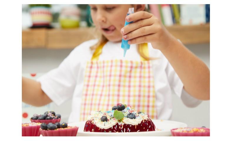 Vaiko talentai skleidžiasi virtuvėje? Padėk jam laimėti Dr. Oetker ambasadoriaus titulą!