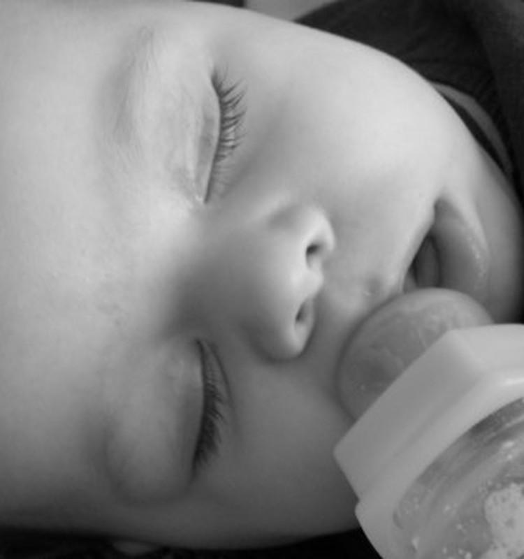 """Kaip """"rankinukas"""" Augustas išmoko pats užmigti"""
