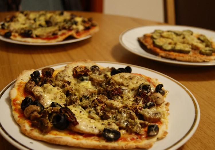 Kiekvienam po picą