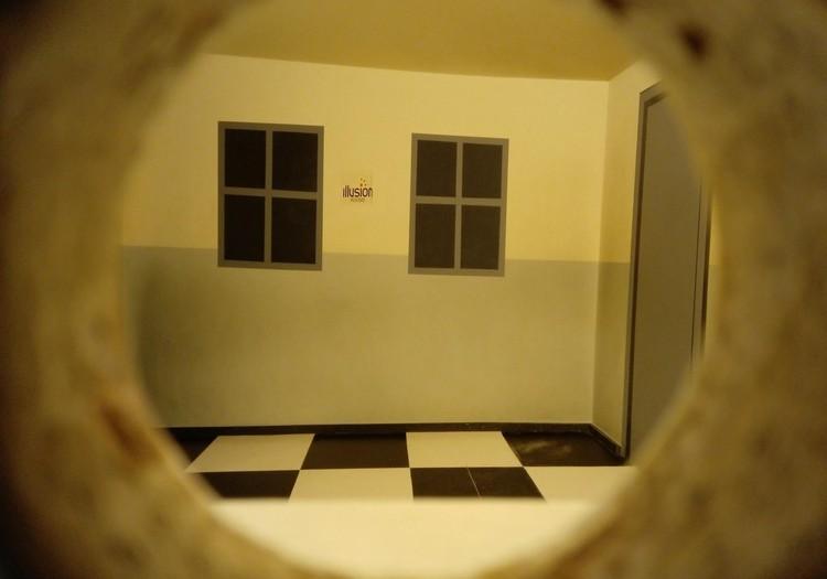 Iliuzijų kambarys Vilniuje