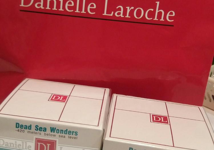 Testuojame Danielle Laroche kosmetiką