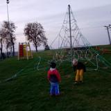 Žaidimų aikštelė ant Kalitos kalno