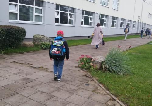 Mokyklos džiaugsmai. . .