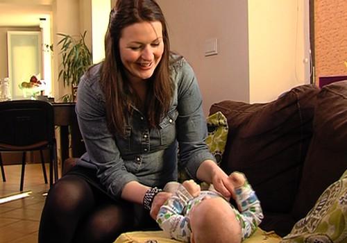 VIDEO: Linksiminamės su 3 mėnesių Super mažyliu Hubertu