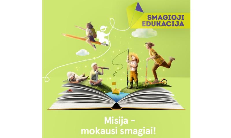 """Pradedu lankyti darželį/mokyklą 2021: leidyklos """"Šviesa"""" knygos projekto dalyviams"""
