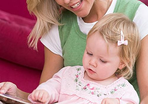 Kaip supažindinti vaiką su knyga?