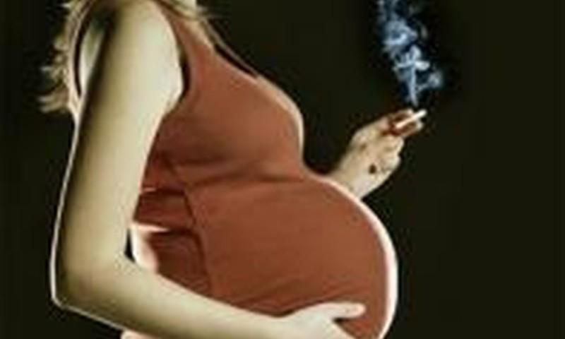 Rūkymas nėštumo metu: pasekmės