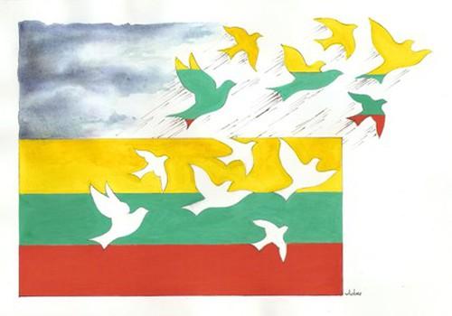 Su Lietuvos Valstybės atkūrimo diena!