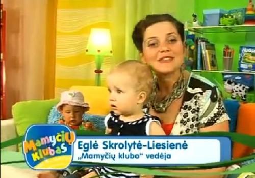Mamyčių klubas 2009 m. rugpjūčio 9 d.