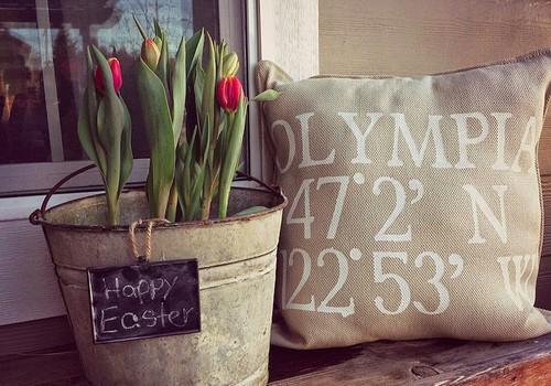 15 Velykų dekoro idėjų tavo namams!