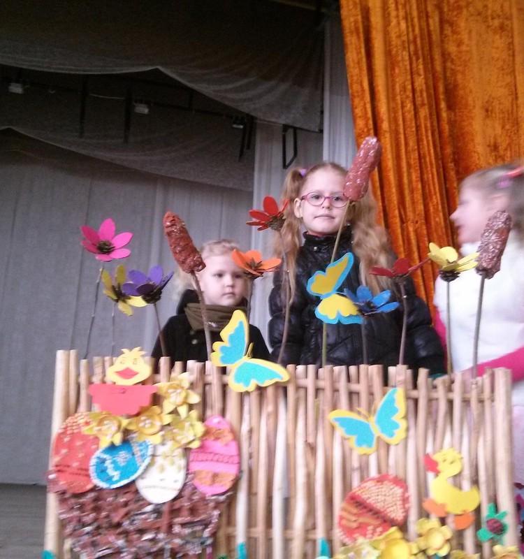 Pavasario blogas: vaikų Velykėlės:)
