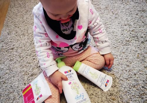 HIPP BABYSANFT produktams sakome TAIP ar NE ?!