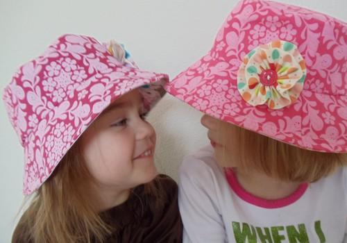 Kokios kepurės vaikams tinkamiausios?