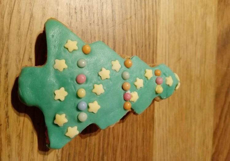 Imbieriniai sausainiai - pradžia