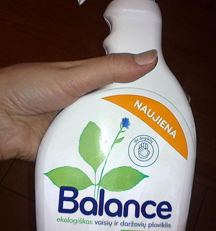 "Testuojame ""Balance"""