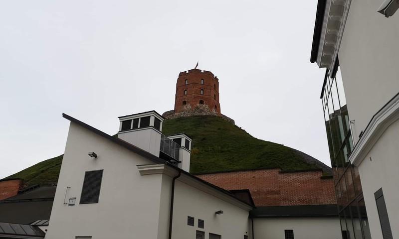 Vilniaus senamiesčio kiemeliai