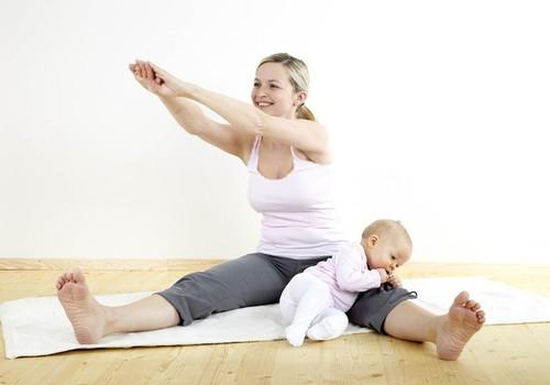 Intymūs pratimai po gimdymo – dubens dugno raumenų mankšta
