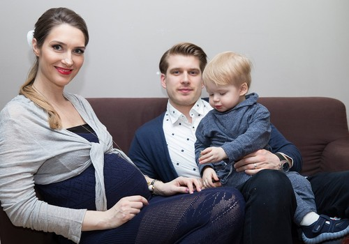 Super mažylio blogas: kūdikio sutiktuvių vakarėlis