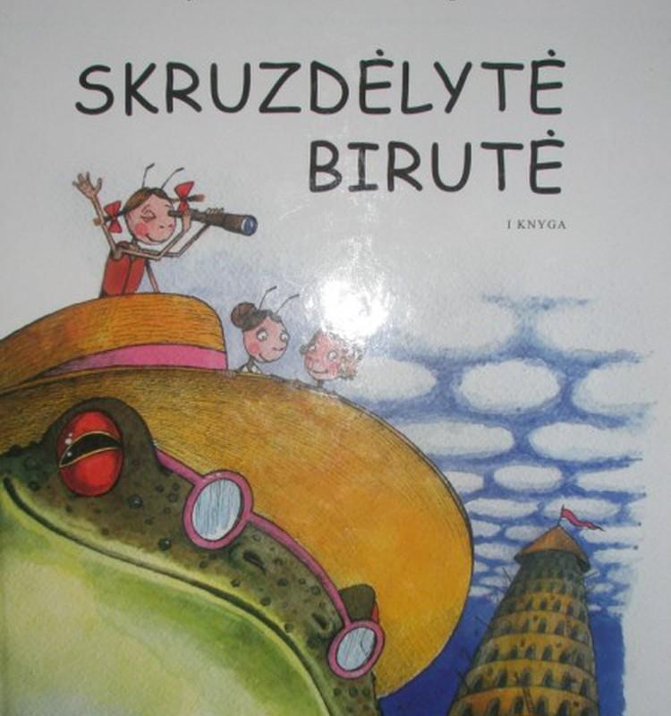 """""""Skruzdelytė Birutė"""""""