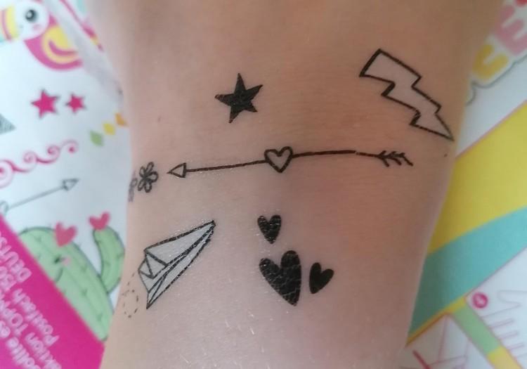 Pasidarykim tatuiruotę!