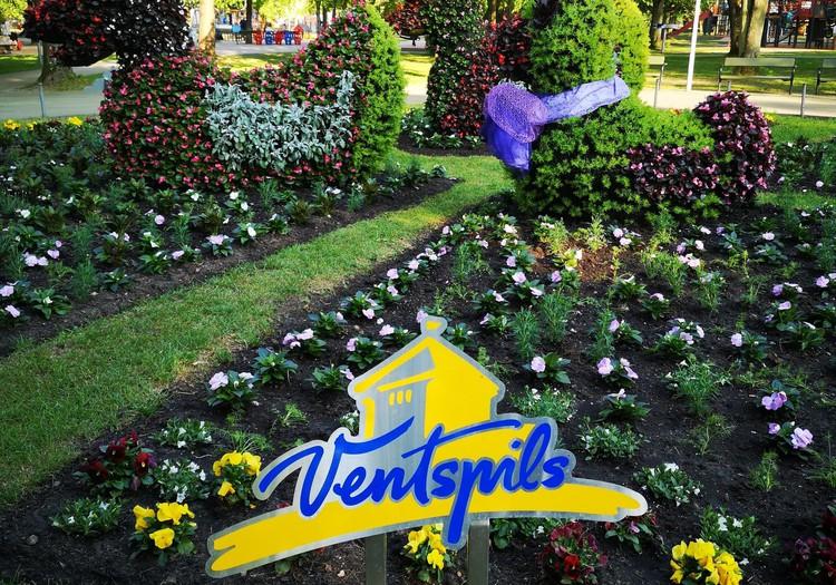 Ventspilis - šeimai draugiškas miestas