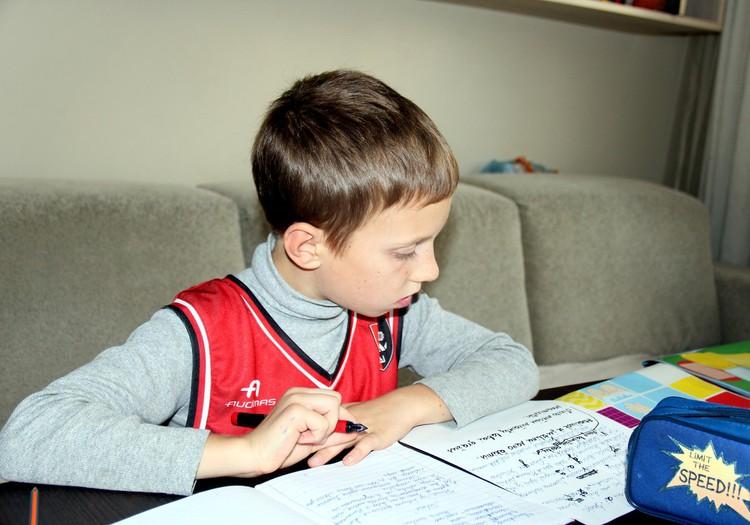 Krisliuko nuomonių kertelė: Vasaros namų darbai