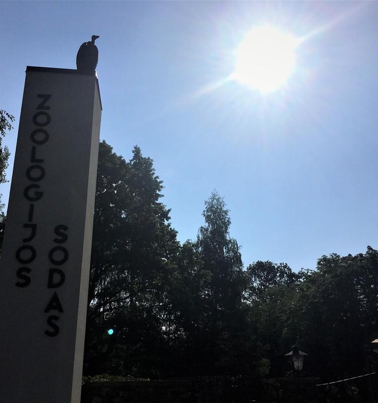 Vasaros gidas 2020: Kauno zoologijos sode