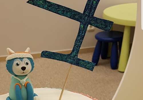 Skaistės blogas: gimtadienio torto dekoracija :)