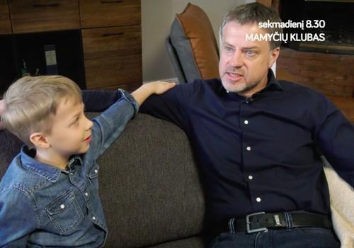 Ką matysite laidoje šį sekmadienį: Rolando Skaisgirio tėvystė, keksiukų be gliuteno receptas, užkandžių dėžutė į gamtą