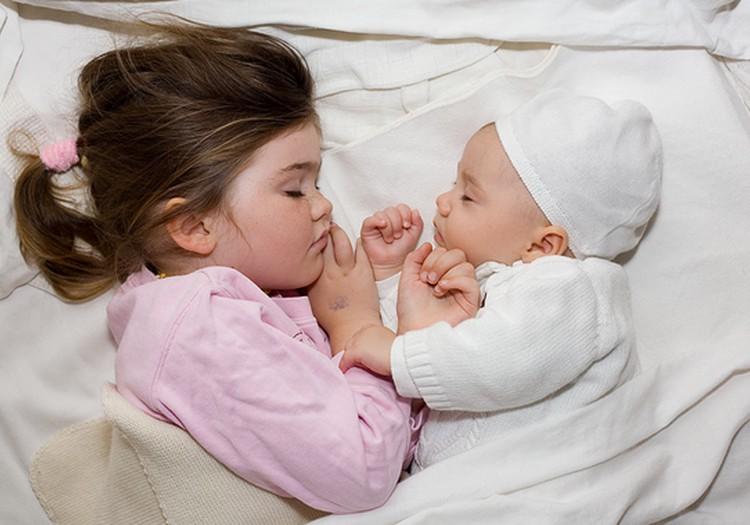 Pietų miego svarba vaikams