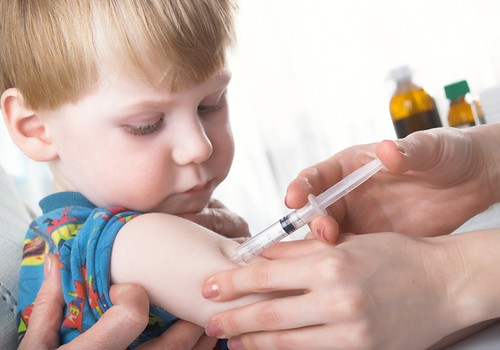 Kada geriau vaiką paskiepyti pneumokoko vakcina?