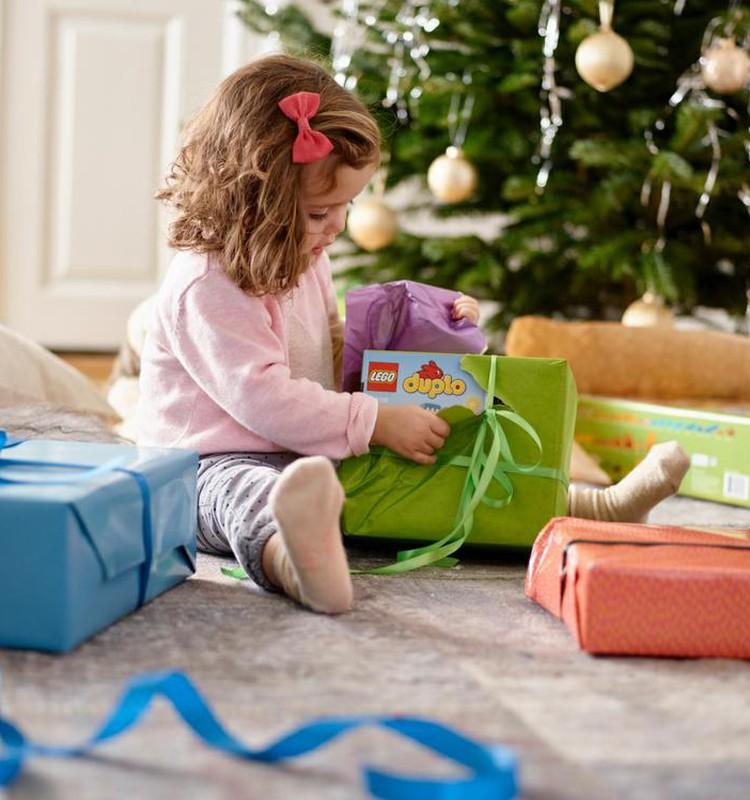 LEGO kalėdinių dovanų albumas: patiks visai šeimai!