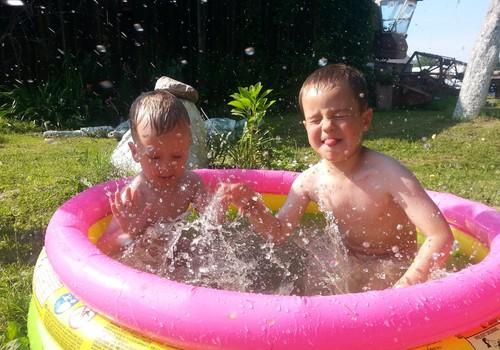 Deimanto vasaros maudynių sezonas atidarytas!
