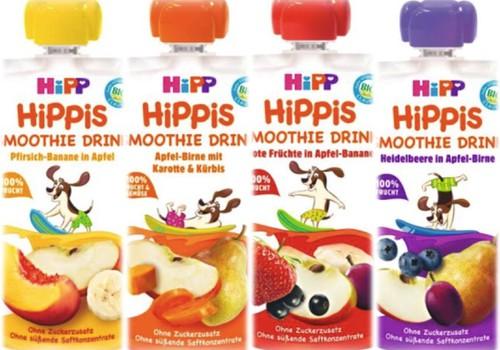 HiPP glotnučių testuotojų sąrašas