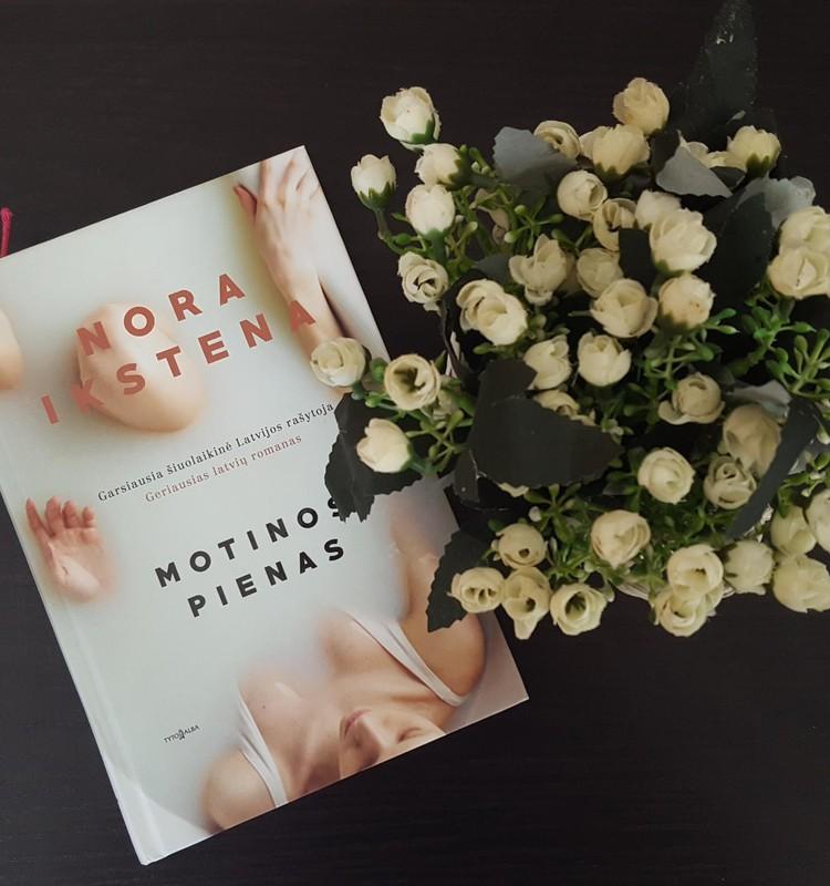 "Nora Isktena ""Motinos pienas"""