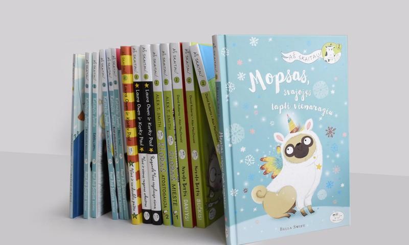 Vaikas mokosi skaityti – kaip išrinkti tinkamiausias knygas?