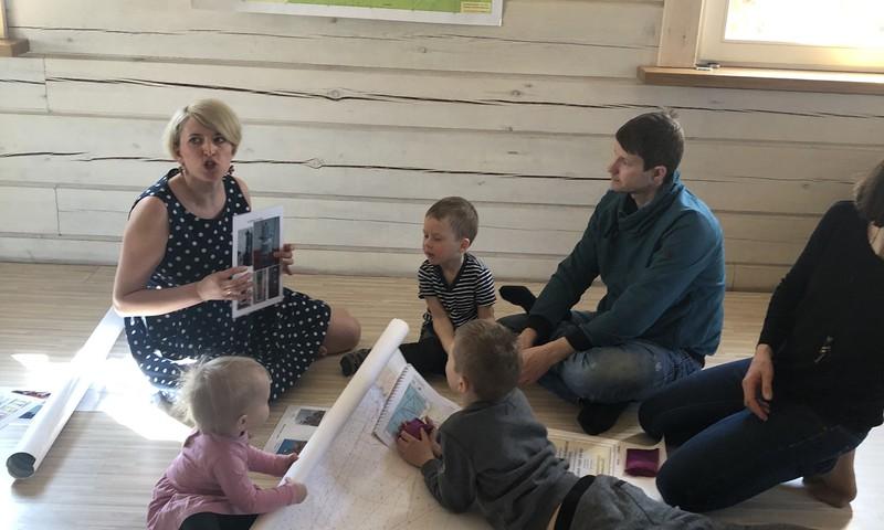 Mažamečiai vaikai ir žemėlapiai -  suderinama?