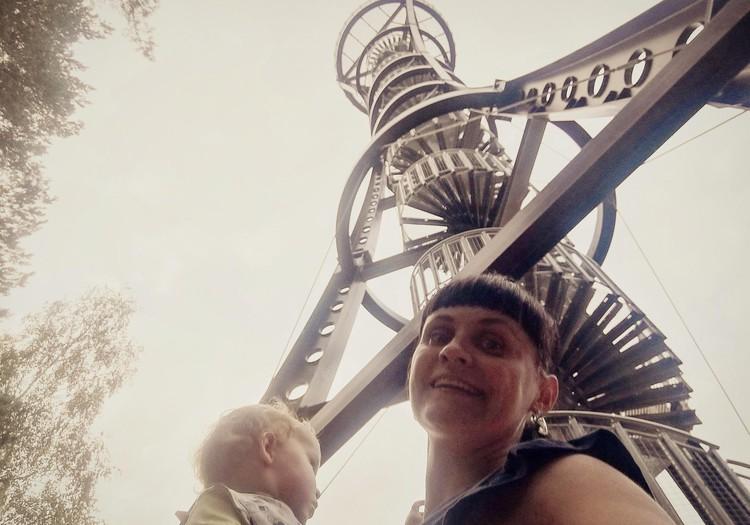 VASAROS GIDAS: Mindūnų apžvalgos bokštas