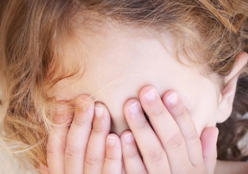 Kaip vaikui nugalėti gėdos jausmą?
