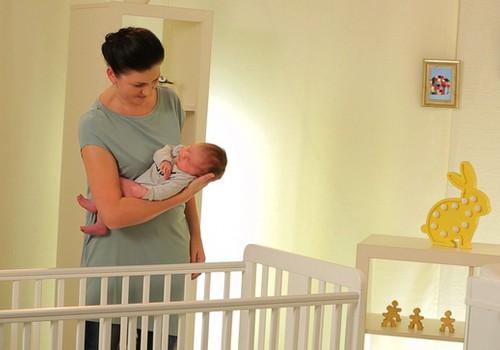 Kūdikio lovytė: 3 svarbiausi kriterijai, į ką atkreipti dėmesį
