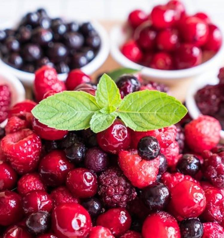 Vasaros vitaminų bomba ant jūsų stalo + RECEPTAS