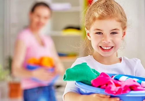 Nuo ko pradėti mokyti vaikus tvarkos?