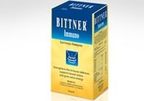 Maisto papildas Bittner Immuno padės atgauti jėgas