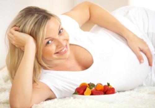 Nėštumas ir vitaminai