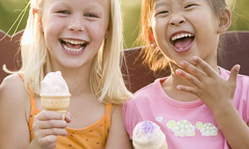 Vaikai ledus turi valgyti visus metus: specialistų patarimai