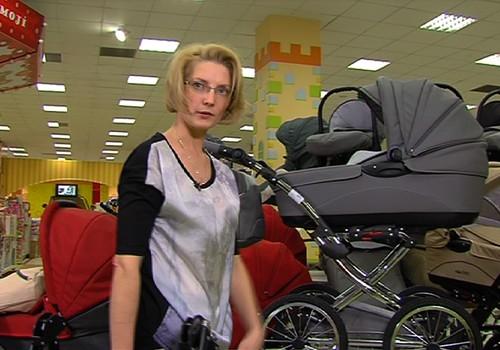 VIDEO: Renkame kūdikiui vežimėlį