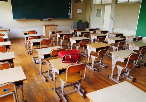 Ar jūsų vaiko mokykloje streikas?