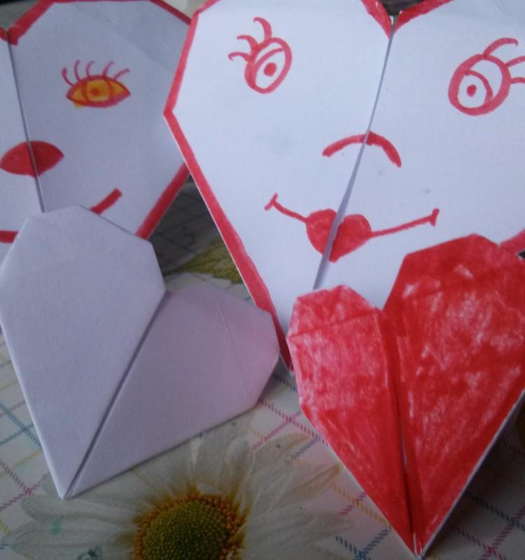 Širdelių dienai..daug širdelių.. :)