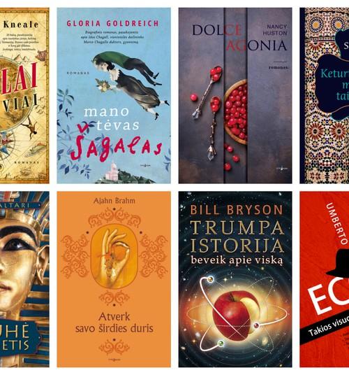 TYTO ALBA: neblėstančio populiarumo knygos