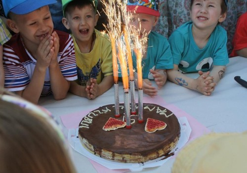Birutė:  5-asis gimtadienis labai nuvargino!